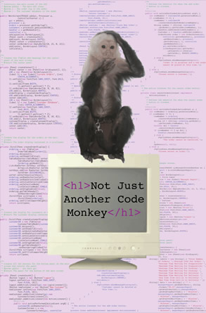 Not Just Another Code Monkey
